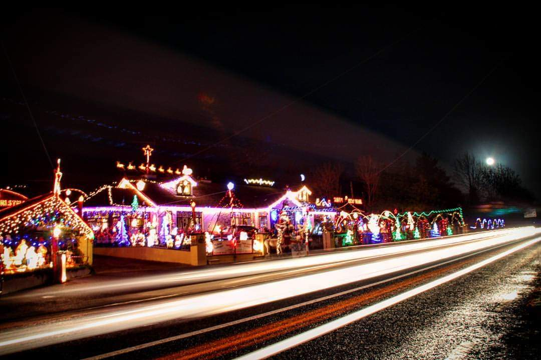 Seamus Staunton, 2nd Place in Ireland's Most Christmassy Home